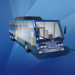 charter tour bus max