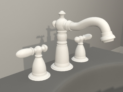 3d delta bathroom faucet