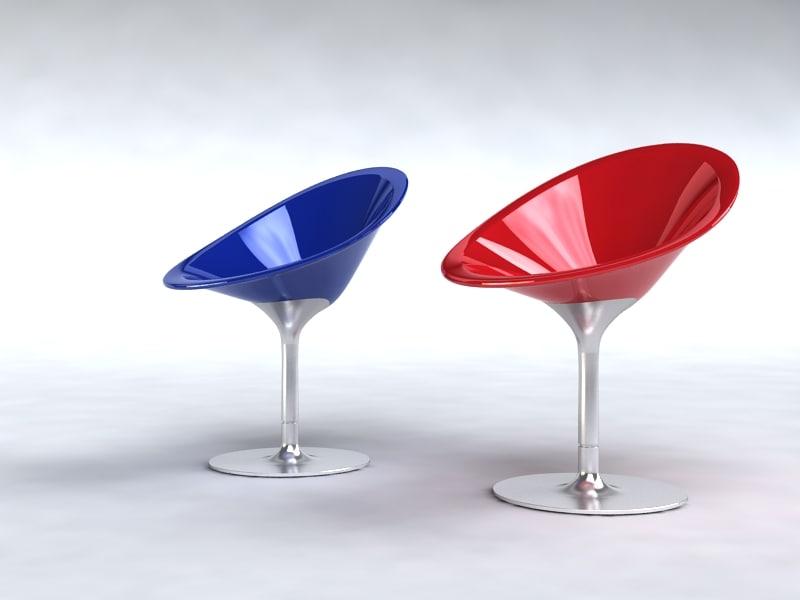 3d model of ero|s| design philippe