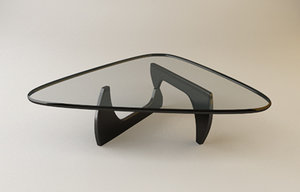 coffee table noguchi 3d max