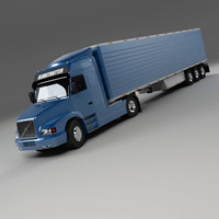 Volvo Tractor & Trailer