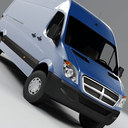 dodge sprinter 3D models