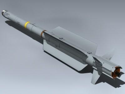 3d iris-t german typhoon model