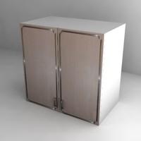 kitchen cupboard 3ds