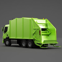max garbage truck