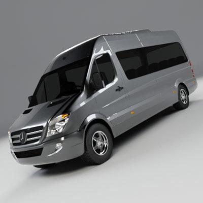 max bus sprinter