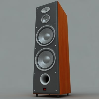 3d jbl northbridge e100 model