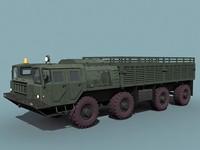 MAZ-7310 Uragan cargo truck