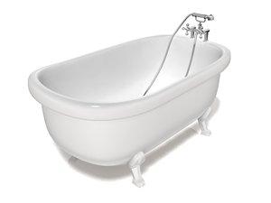 classic bath 3ds