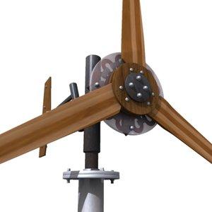 windmill wind 3d max