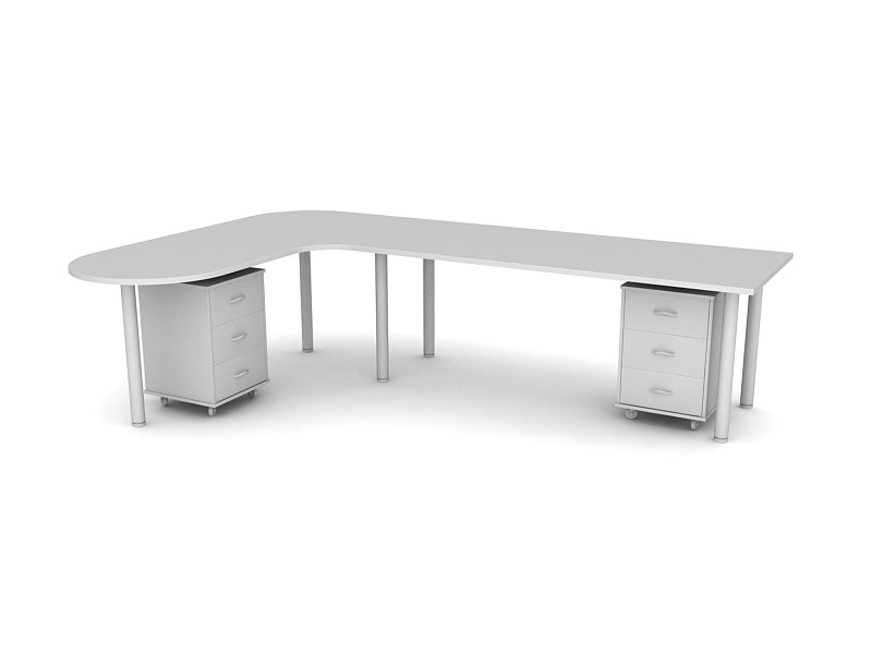 3d closet table