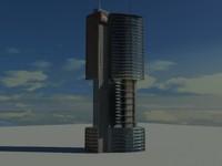 dark rise building 3ds