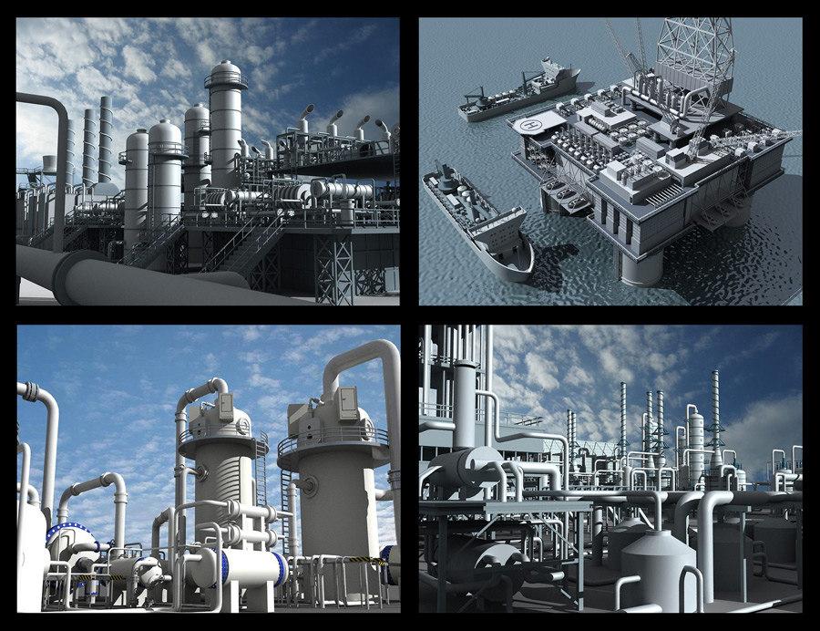 maya industrial vol 1