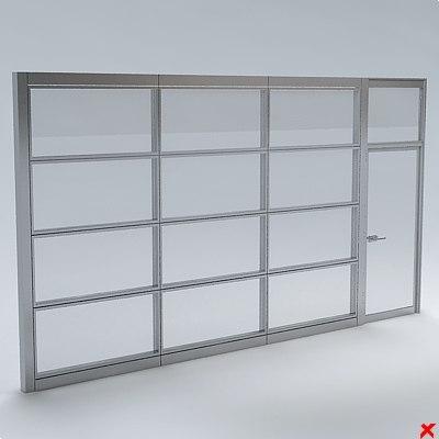 door office 3d model