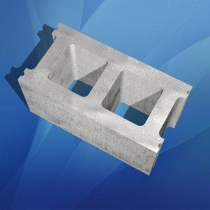 max concrete block building