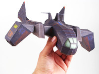 Papercraft_COMBAT-ship_01.rar