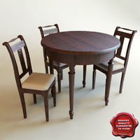 maya dinner table chairs