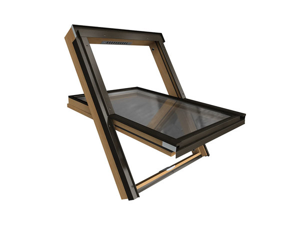 3d velux windows model