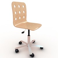 office chair 3d x