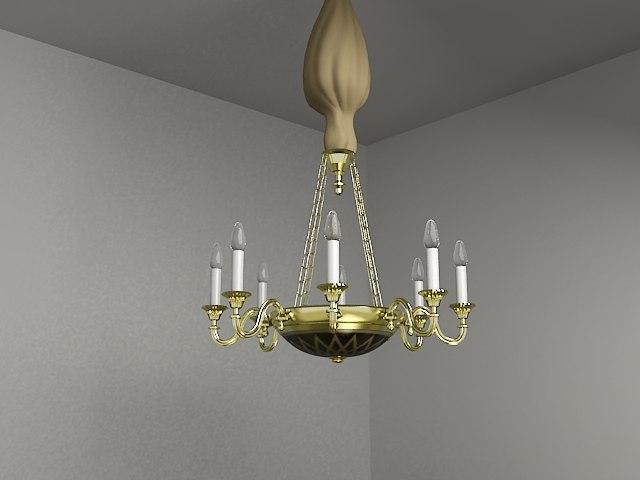 maya classic chandelier lighting