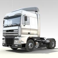 daf-95 xf truck max