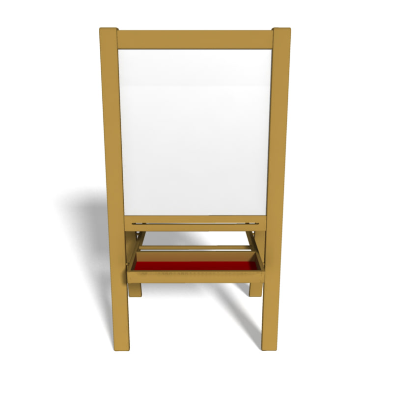 Ikea Mala Easel 3d Obj