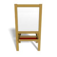 IKEA MALA easel