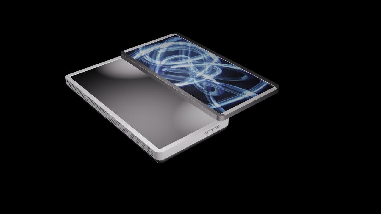 max c90i phone futuristic