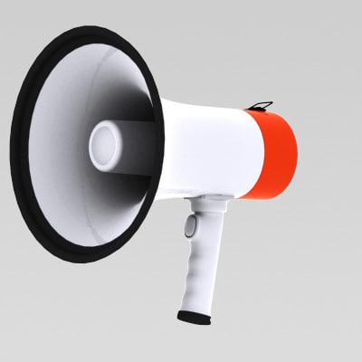 3d loud speaker