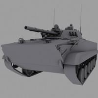 BMP-3 Russian APC