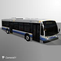 Nova LFS City Bus