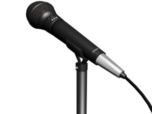 3d akg mic microphone