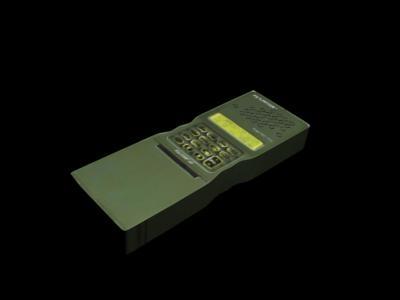 3ds max radio hand