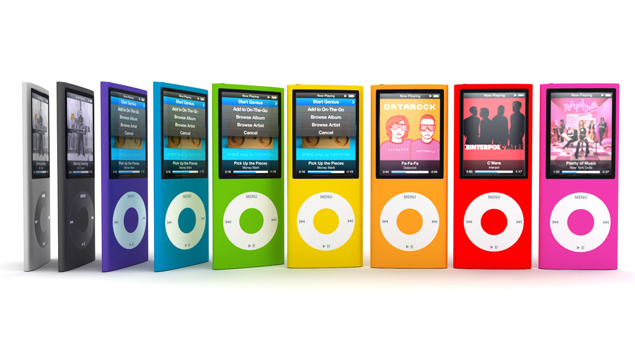 apple ipod nano 4th 3ds