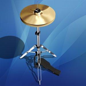 maya hat cymbal percussion