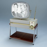 philco predicta tv max8 3d obj