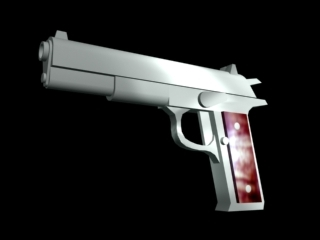free max model colt45 pistol