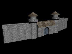 free max model medieval
