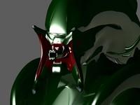 prototype predalien 3ds free