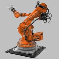 NachiRobotArm_LWS