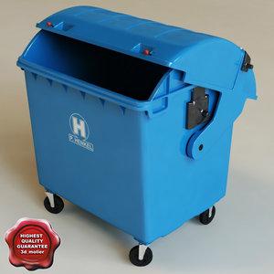 3d model trash v3