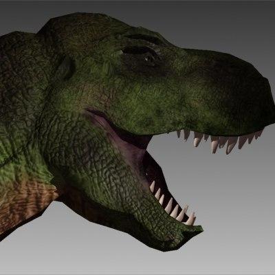 maya rex t-rex
