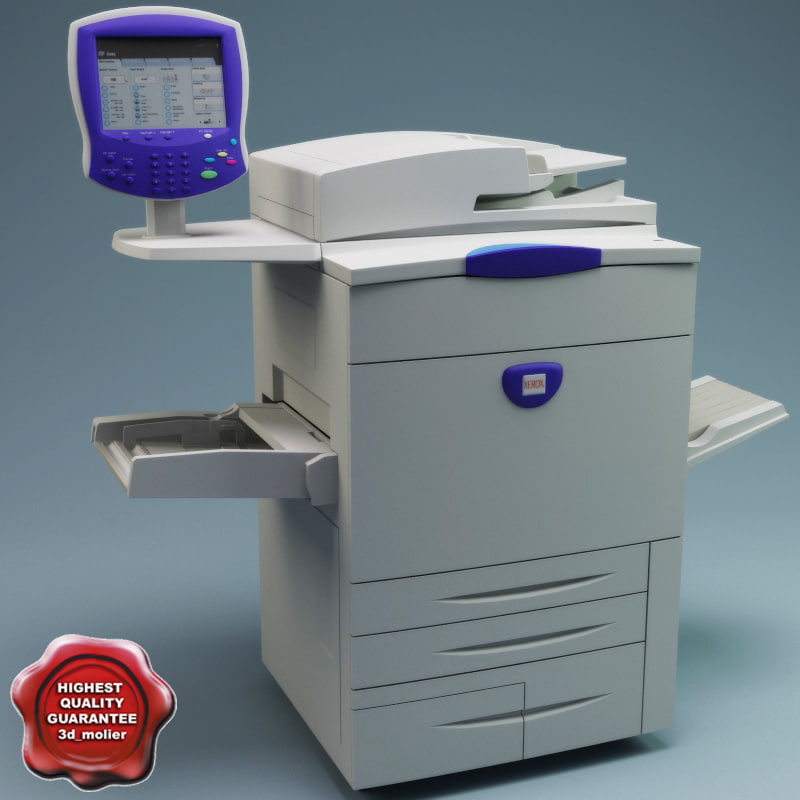 xerox workcentre 7675 max