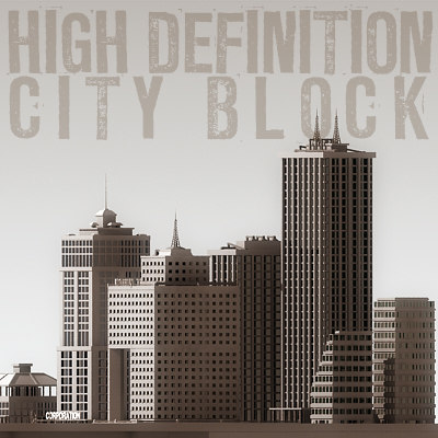 lwo definition city block