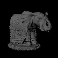 maya elephant david
