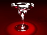 margarita glass 3ds