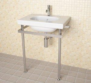 3d bathroom pozzi-ginori 500 70