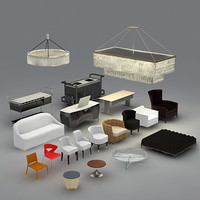 furniture package 3d max