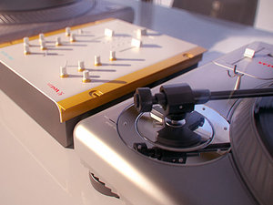obj turntables set
