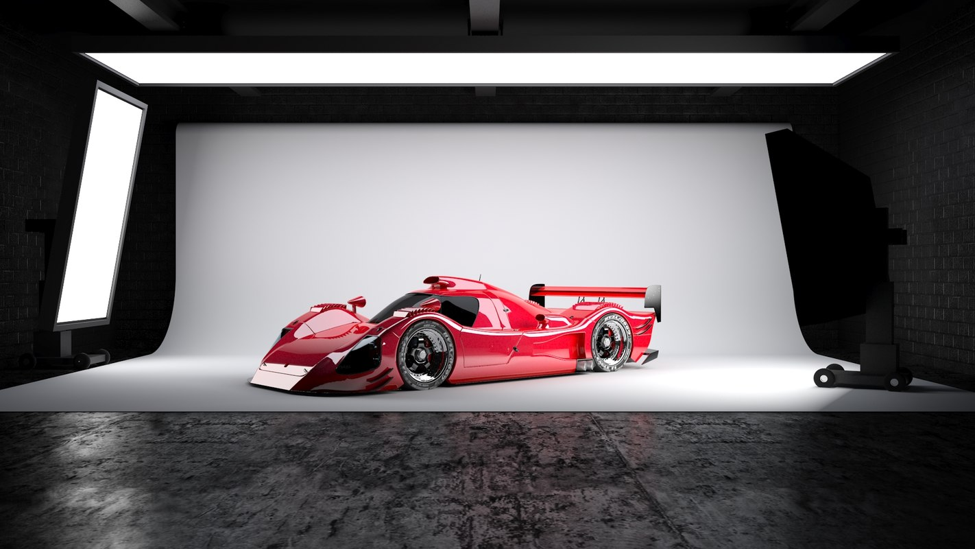 empire emerald lmp 3d model